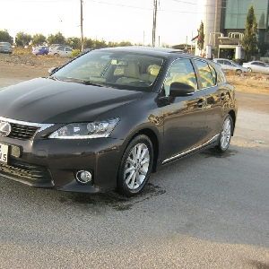 For Sale 2011 Lexus CT 200 H in Amman -…