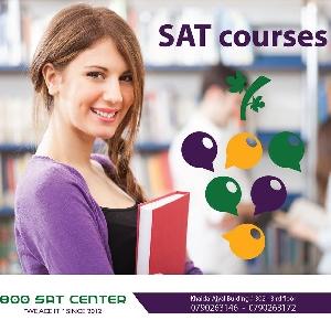SAT Exam Preparation Courses in Amman 0790263146…