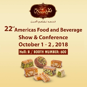 Nafeeseh Sweets is participating in the…