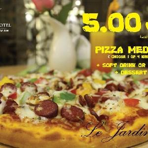 محبي البيتزا في الاردن…