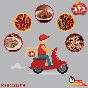 طلبات دليفري كوزي بيتزا…