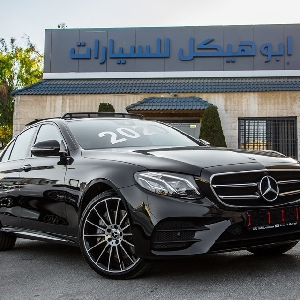 For Sale 2020 Mercedes E350 AMG Kit in Amman,…