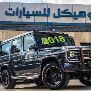 For sale 2018 Mercedes G-Class in Amman…