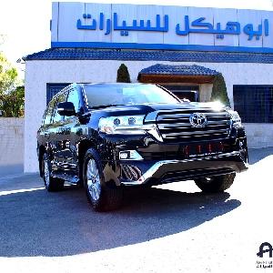 For Sale 2016 Toyota Land Cruiser in Jordan…