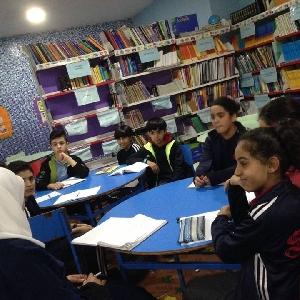 اجتماع مجلس الطلبة للصف…