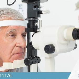 ابرة لوقف نزيف شبكية العين…