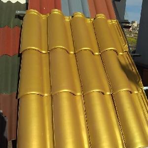 القرميد الذهبي متوفر الان…