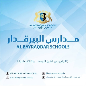 Al Bayraqdar schools Phone Number 0770408080…