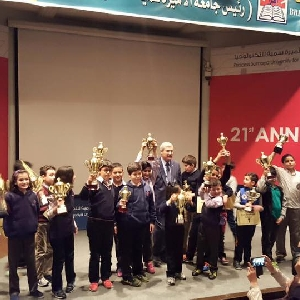 Jordan school Activity - Spelling Bee