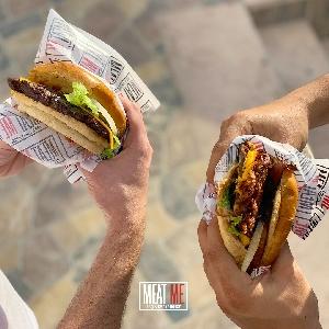MEAT ME Burger ميت مي برجر 0797777541