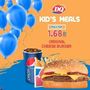 عروض وجبات الاطفال من…