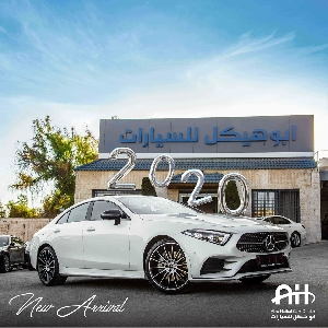 For Sale 2020 Mercedes CLS 350 in Amman,…