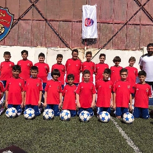 نادي كرة القدم في روضة…