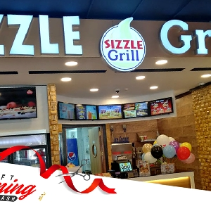 Sizzle Grill Jerash phone number 0791800222…