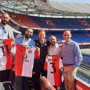 Football Academy @ Amman, Jordan - Feyenoord…