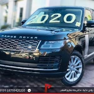 For Sale Range Rover Vogue model 2020 Hybrid…