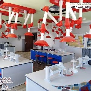 المختبرات العلمية - روضة…