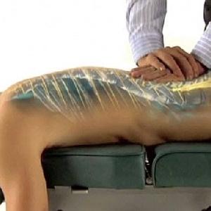 العلاج بالكايروبراكتيك…