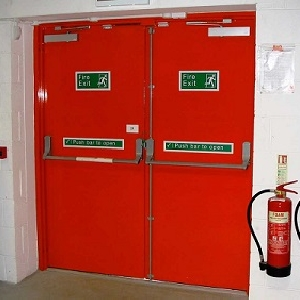 Fire rated doors in Jordan - Ideal United…