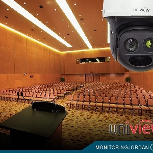 UniView Monitoring Camera Jordan - كاميرات…