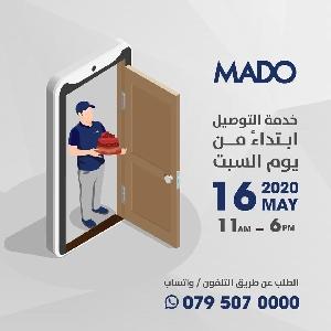 Mado Urdon Home Delivery Service 0795070000