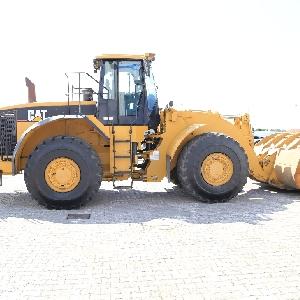wheel loader 980G