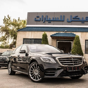 For sale 2019 Mercedes S320 L AMG in Amman…