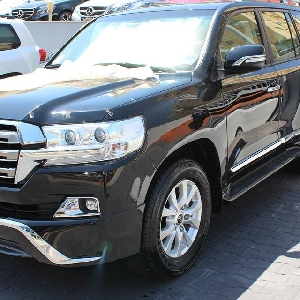 LAND CRUISER MODEL 2016 -V6 For Sale in…