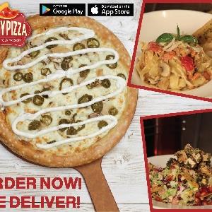 Cozy Pizza Irbid, City Center Phone Number…
