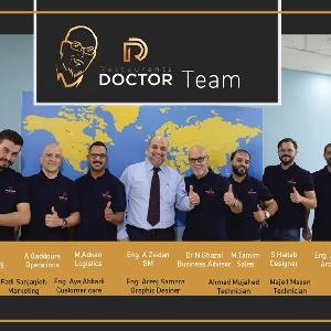 Doctor Restaurants - بناء وتسويق…