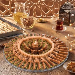 اطيب تحلاية العيد في الاردن…