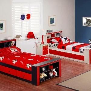 تفصيل غرف نوم اطفال بجميع…
