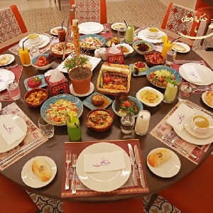 اكلات تراثية بلمسات عصرية…
