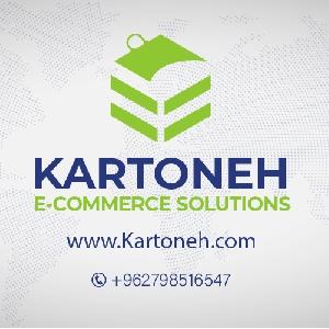 E-Commerce B2C App Jordan - KARTONEH Online…