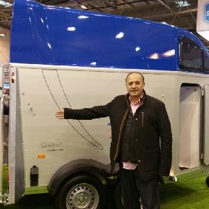 Humbaur Jordan - للبيع عربات نقل…