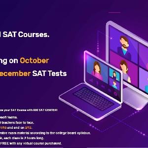 Live Online Classes for SAT @ Saudi Arabia…