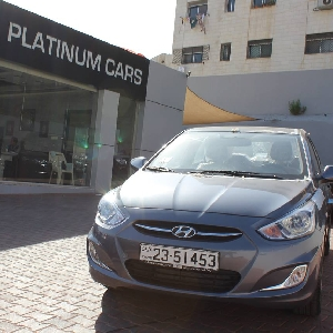 For Sale 2017 Hyundai Accent 1.6L in Amman,…