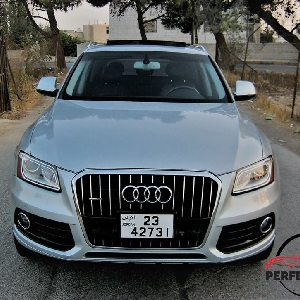 For sale Audi Q5 hybrid 2013 in Amman -…