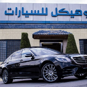 For sale 2018 Mercedes S320 in Amman zero…