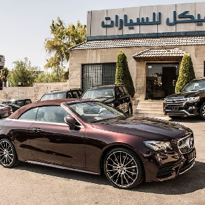 For sale Mercedes 2019 E300 Cabriolet in…