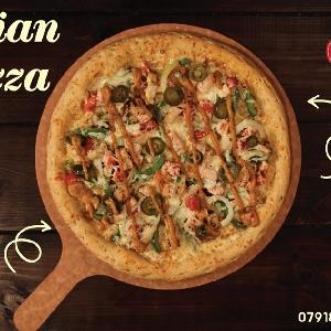 طلبات توصيل بيتزا هندية…