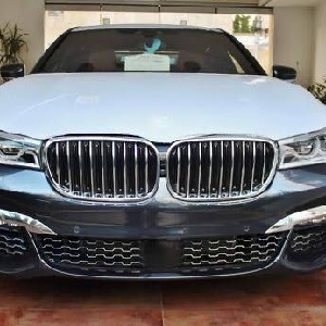 For sale BMW 730Li model 2016 in Amman,…