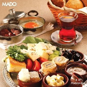 Mado Urdon Turkish Breakfast افطار…
