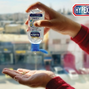 Hypex Hand Sanitizer - افضل معقم…