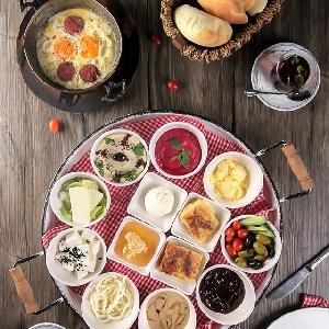 عرض فطور صباحي تركي @ مادو…