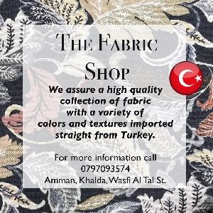 Turkish Upholstery Fabrics @ Amman Jordan…