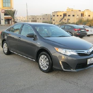 For sale 2012 Toyota Camry in Amman, Jordan…