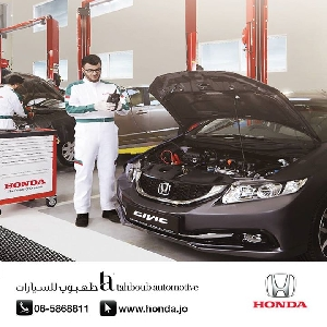 Honda Service Center & Spare parts in Al-Bayader…