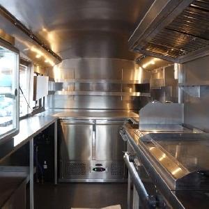 تجهيز عربات مطاعم متنقلة…