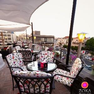 The Best Cafe in Abdoun - Zoka Cafe in Amman